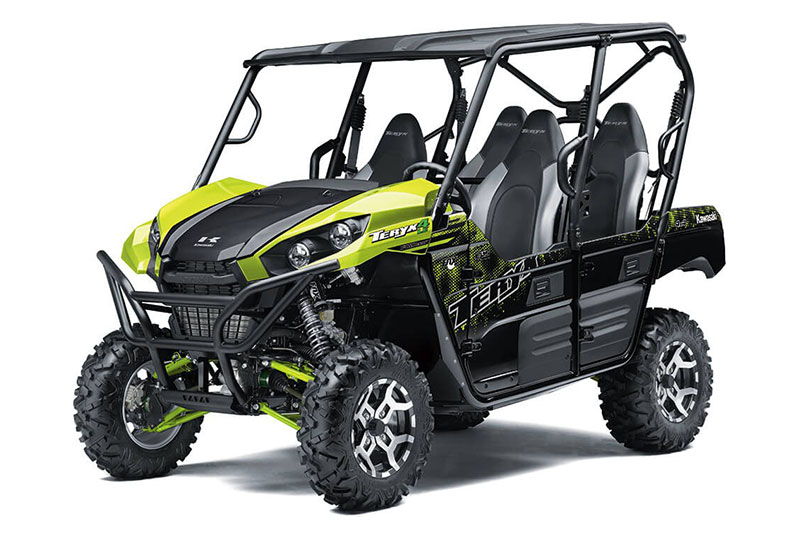 2021 Kawasaki Teryx4 LE in O Fallon, Illinois - Photo 3