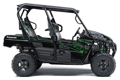 2021 Kawasaki Teryx4 LE Camo in Danville, West Virginia