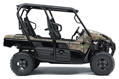 2021 Kawasaki Teryx4 S Camo in Danville, West Virginia