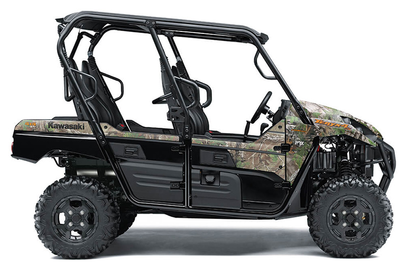 2021 Kawasaki Teryx4 S Camo in Chanute, Kansas - Photo 1