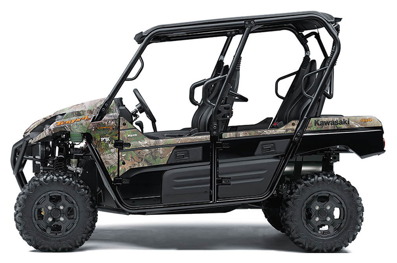 2021 Kawasaki Teryx4 S Camo in Farmington, Missouri - Photo 2