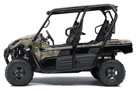 2021 Kawasaki Teryx4 S Camo in Norfolk, Virginia - Photo 2