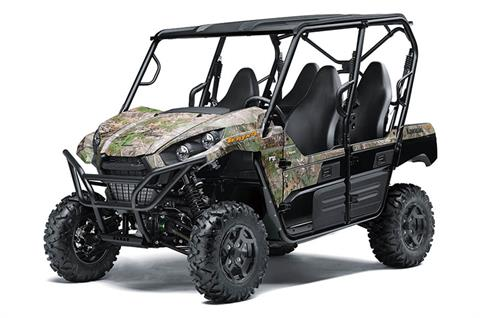 2021 Kawasaki Teryx4 S Camo in Farmington, Missouri - Photo 3