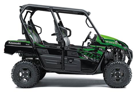 2021 Kawasaki Teryx4 S LE in Asheville, North Carolina