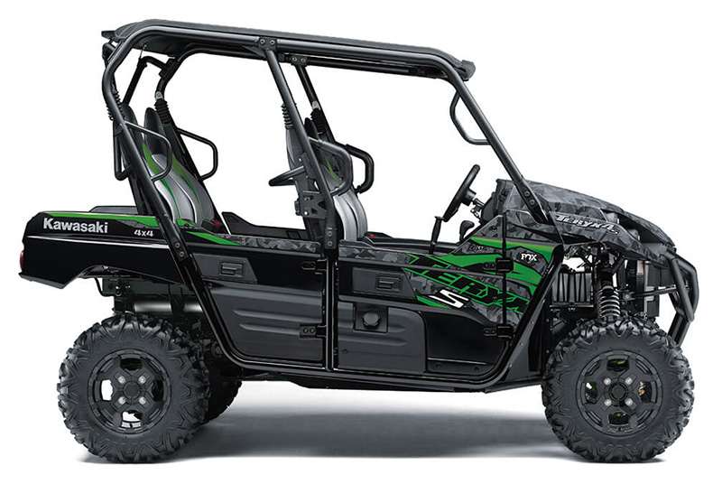 2021 Kawasaki Teryx4 S LE in Asheville, North Carolina - Photo 1