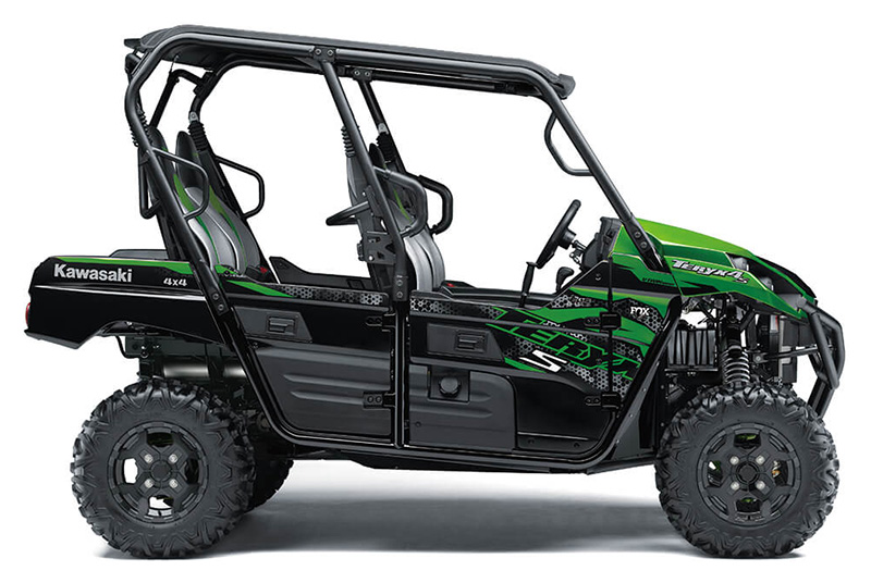 2021 Kawasaki Teryx4 S LE in San Jose, California - Photo 1