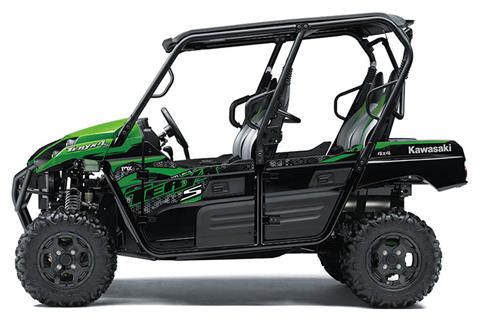 2021 Kawasaki Teryx4 S LE in West Burlington, Iowa - Photo 2