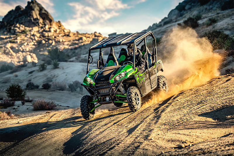 2021 Kawasaki Teryx4 S LE in San Jose, California - Photo 5