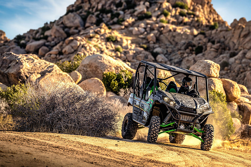 2021 Kawasaki Teryx4 S LE in San Jose, California - Photo 6