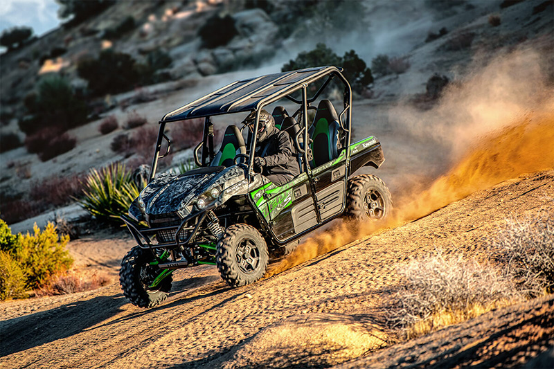 2021 Kawasaki Teryx4 S LE in Massillon, Ohio - Photo 8
