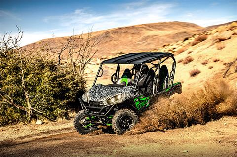 2021 Kawasaki Teryx4 S LE in Bellevue, Washington - Photo 9