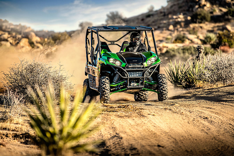 2021 Kawasaki Teryx4 S LE in San Jose, California - Photo 11