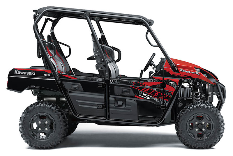 2021 Kawasaki Teryx4 S LE in Aulander, North Carolina - Photo 1