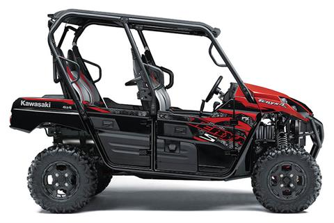 2021 Kawasaki Teryx4 S LE in Spencerport, New York - Photo 1