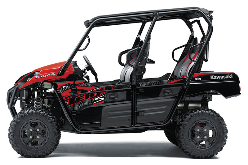 2021 Kawasaki Teryx4 S LE in West Monroe, Louisiana - Photo 2