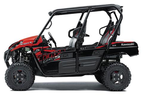 2021 Kawasaki Teryx4 S LE in Mount Sterling, Kentucky - Photo 2