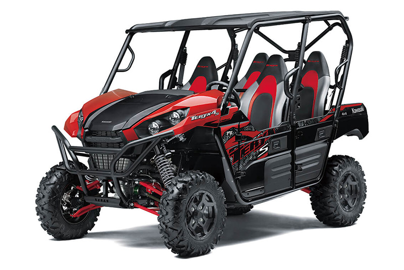 2021 Kawasaki Teryx4 S LE in Aulander, North Carolina - Photo 3