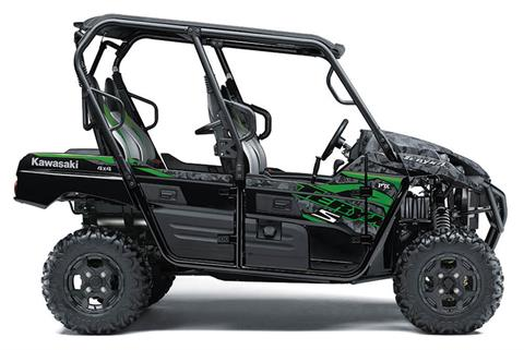 2021 Kawasaki Teryx4 S LE in College Station, Texas - Photo 1