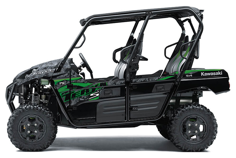 2021 Kawasaki Teryx4 S LE in Ashland, Kentucky - Photo 2