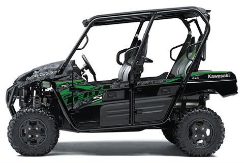 2021 Kawasaki Teryx4 S LE in Garden City, Kansas - Photo 2