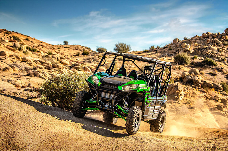2021 Kawasaki Teryx4 S LE in Bellevue, Washington - Photo 4