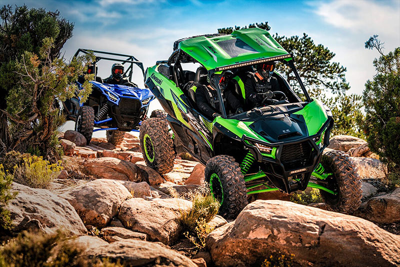 2021 Kawasaki Teryx KRX 1000 in South Paris, Maine - Photo 11