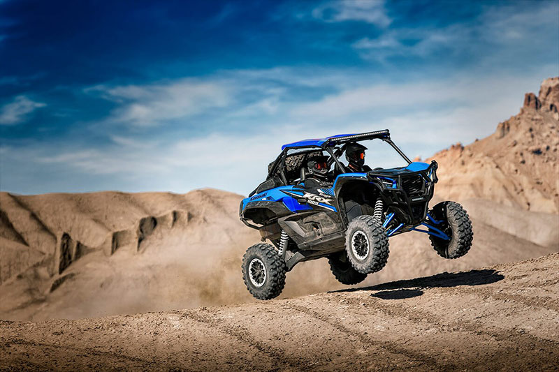2021 Kawasaki Teryx KRX 1000 in Fairview, Utah - Photo 4
