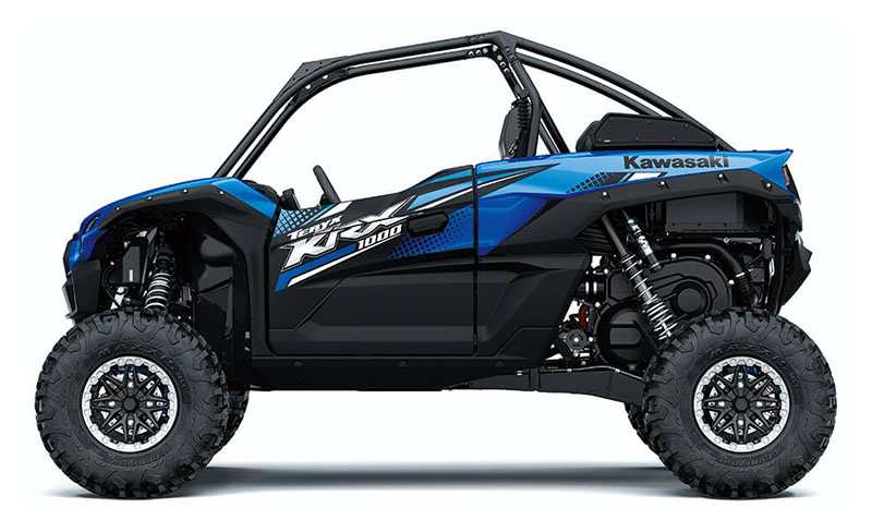 2021 Kawasaki Teryx KRX 1000 in Mount Pleasant, Michigan - Photo 2