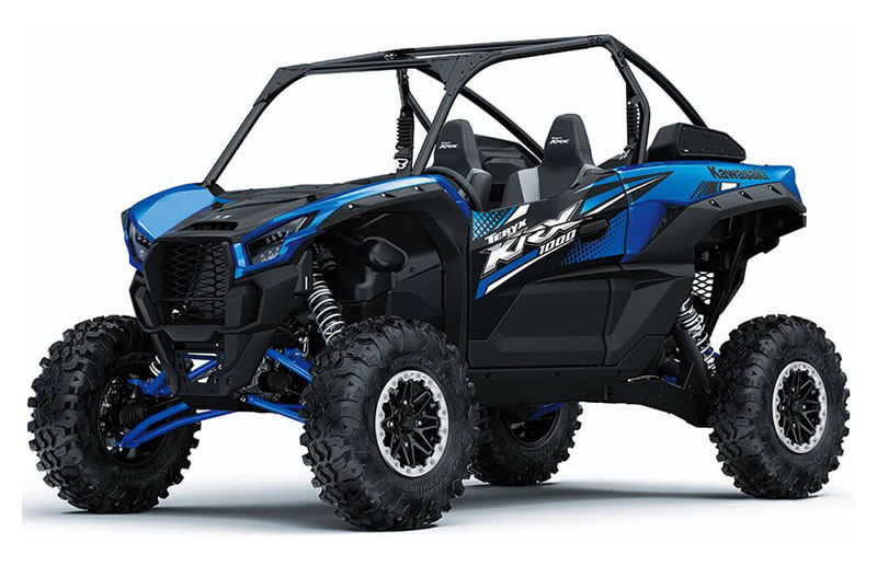 2021 Kawasaki Teryx KRX 1000 in Battle Creek, Michigan - Photo 3