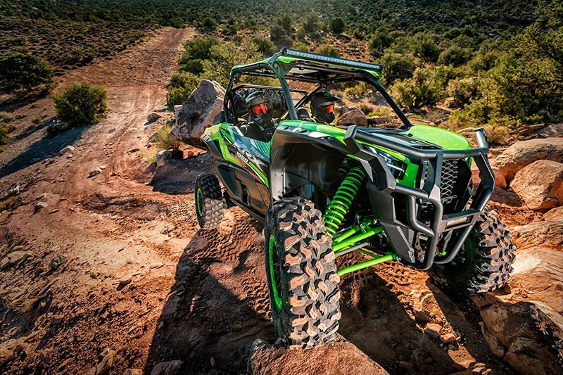 2021 Kawasaki Teryx KRX 1000 in Redding, California - Photo 9