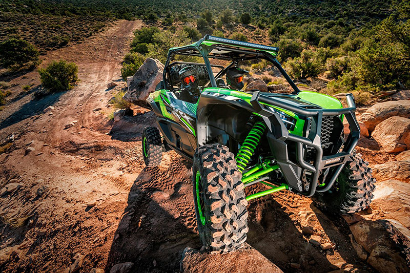 2021 Kawasaki Teryx KRX 1000 in Laurel, Maryland - Photo 9