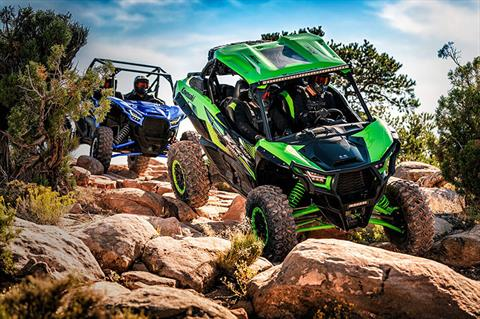 2021 Kawasaki Teryx KRX 1000 in San Jose, California - Photo 11