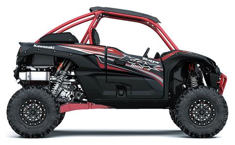 2021 Kawasaki Teryx KRX 1000 eS in Johnson City, Tennessee
