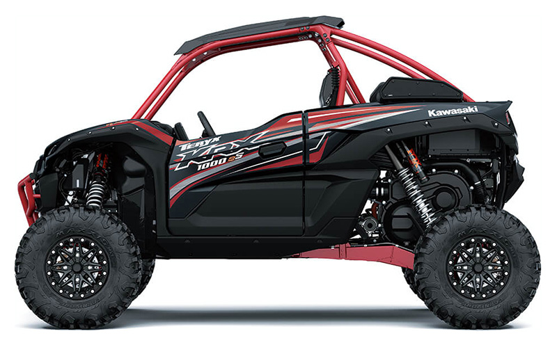 2021 Kawasaki Teryx KRX 1000 eS in Freeport, Illinois - Photo 2