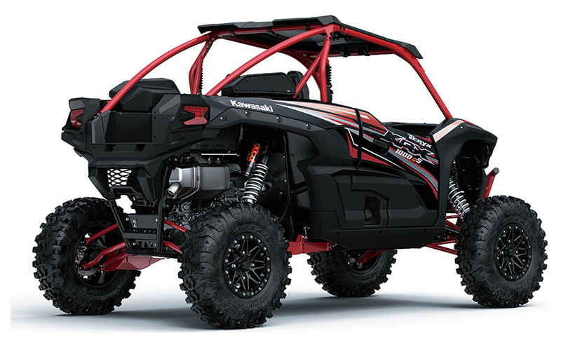 2021 Kawasaki Teryx KRX 1000 eS in Freeport, Illinois - Photo 4