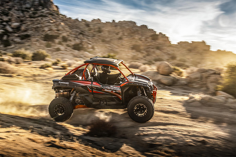 2021 Kawasaki Teryx KRX 1000 eS in Colorado Springs, Colorado - Photo 13