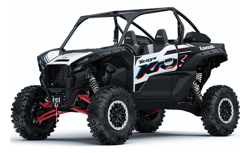 2021 Kawasaki Teryx KRX 1000 Special Edition in Merced, California - Photo 3