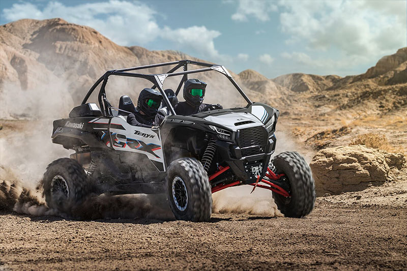 2021 Kawasaki Teryx KRX 1000 Special Edition in Merced, California - Photo 4