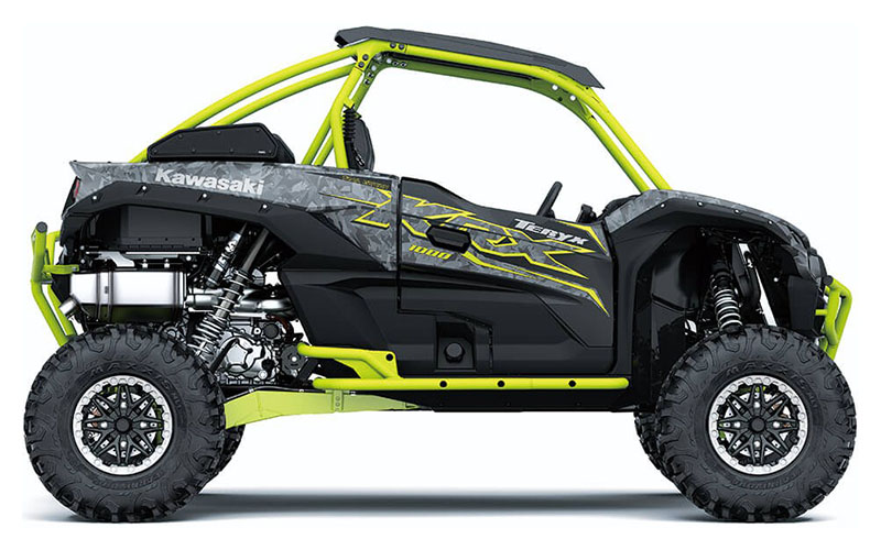 2021 Kawasaki Teryx KRX 1000 Trail Edition in Mount Pleasant, Michigan - Photo 1