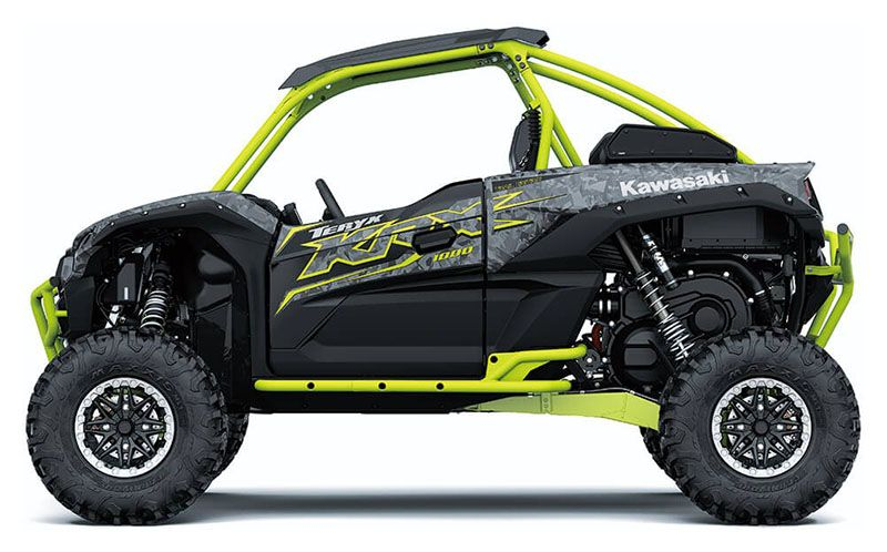 2021 Kawasaki Teryx KRX 1000 Trail Edition in San Jose, California - Photo 2