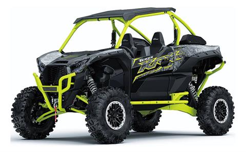 2021 Kawasaki Teryx KRX 1000 Trail Edition in Chillicothe, Missouri - Photo 3