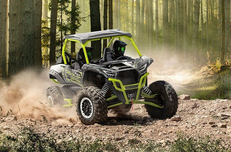 2021 Kawasaki Teryx KRX 1000 Trail Edition in Kingsport, Tennessee - Photo 4