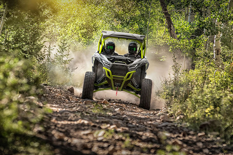 2021 Kawasaki Teryx KRX 1000 Trail Edition in Sacramento, California - Photo 5