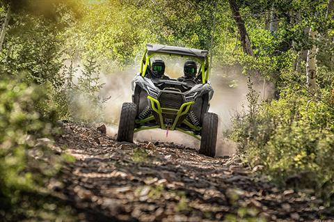 2021 Kawasaki Teryx KRX 1000 Trail Edition in Jamestown, New York - Photo 5