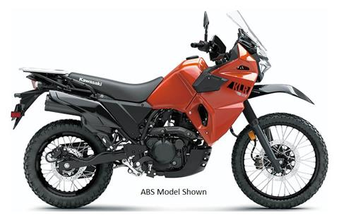 2022 Kawasaki KLR 650 in Plymouth, Massachusetts