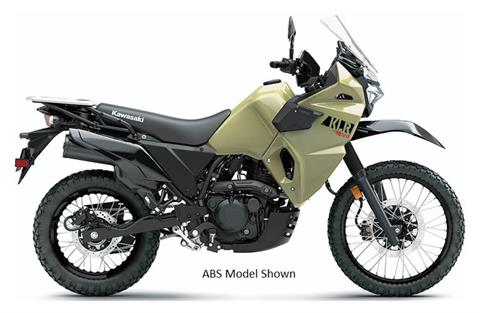 2022 Kawasaki KLR 650 in Belvidere, Illinois