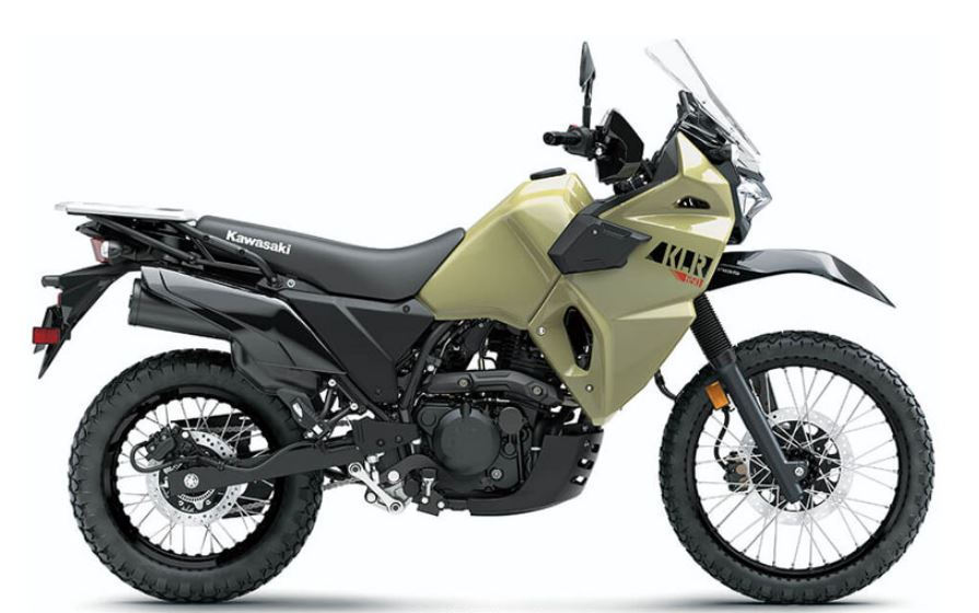 2022 Kawasaki KLR 650 ABS in Bear, Delaware