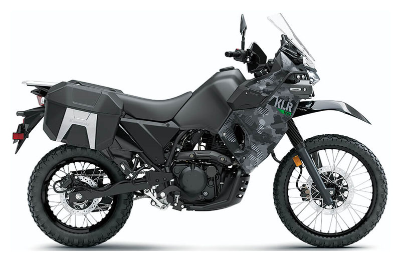 2022 Kawasaki KLR 650 Adventure in Moses Lake, Washington - Photo 1