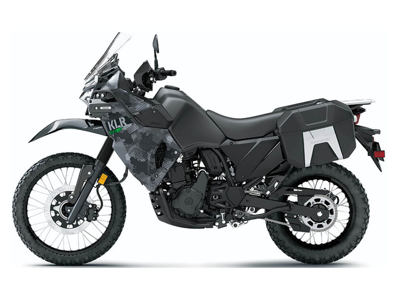 2022 Kawasaki KLR 650 Adventure in Butte, Montana - Photo 2