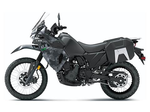 2022 Kawasaki KLR 650 Adventure in College Station, Texas - Photo 2